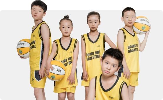 太原少兒籃球培訓課程