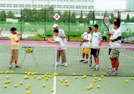 少儿网球培训班沈阳推荐哪家