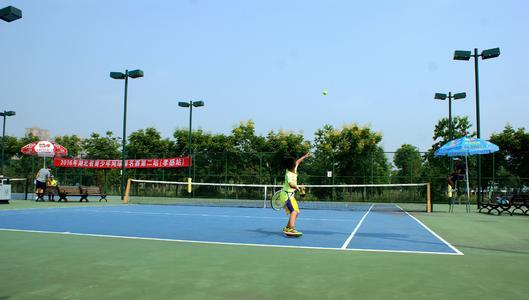 郑州少儿网球学校哪家靠谱