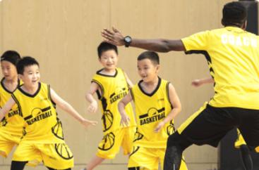 石家庄动因青少儿篮球培训班