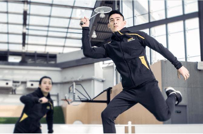 郑州动因少儿羽毛球培训班