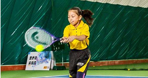 沈阳动因少儿网球培训班