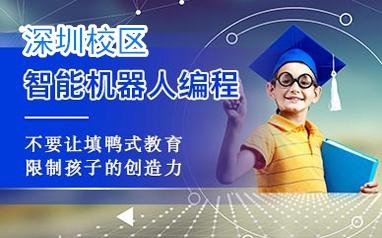深圳机器人编程