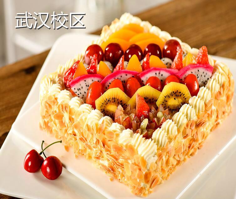 武汉生日蛋糕培训
