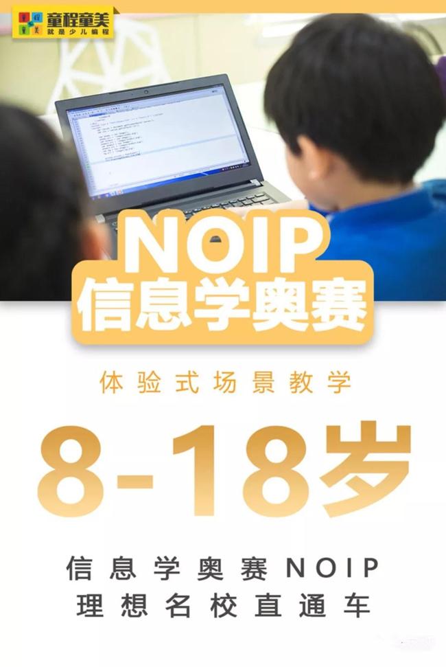 深圳南山区信息学奥赛编程培训班