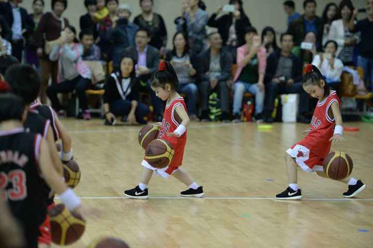 选择石家庄那个少儿篮球培训班比较好