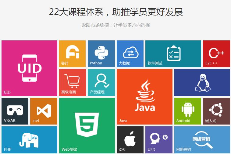 郑州疫情后UI设计培训课程排名